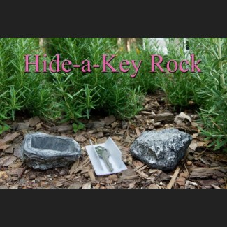 THE ROCK (Hide-a-Key)