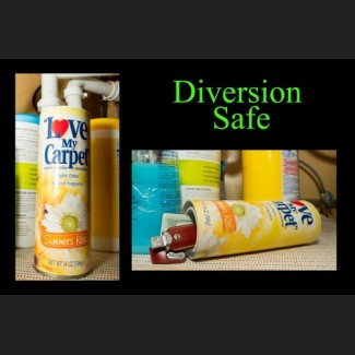 Love My Carpet Deodorizer Diversion Safe